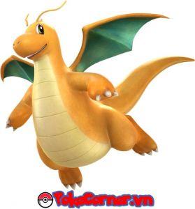 Dragonite - top 1 gym attacker in Pokemon Go