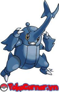 Heracross - top 5 gym attacker in Pokemon Go