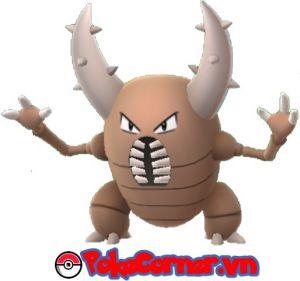 Pinsir - top 18 gym attacker in Pokemon Go