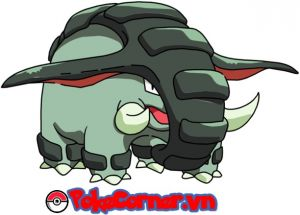 Donphan - top 24 gym attacker in Pokemon Go