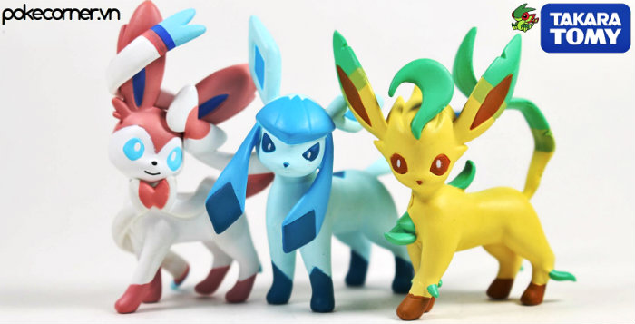 Cách tiến hóa Eevee Pokemon GO - tiến hóa eevee pokemon go - hướng dẫn chơi pokemon go - hướng dẫn pokemon go - tổng hợp pokemon go - pokecorner - Sylveon - Glaceon - Leafeon