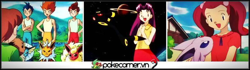 Nguồn gốc tên các nhân vật tiến hóa ra Eevee - Cách tiến hóa Eevee Pokemon GO - tiến hóa eevee pokemon go - hướng dẫn chơi pokemon go - hướng dẫn pokemon go - tổng hợp pokemon go - pokecorner (1)