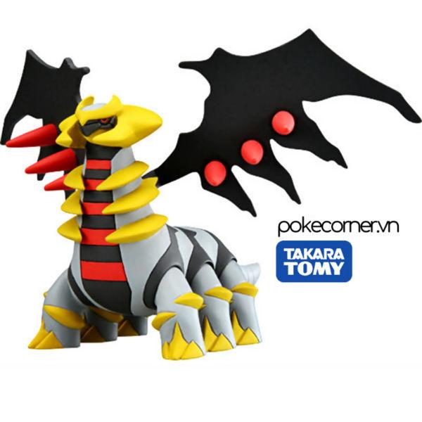Mô hình Pokémon Giratina