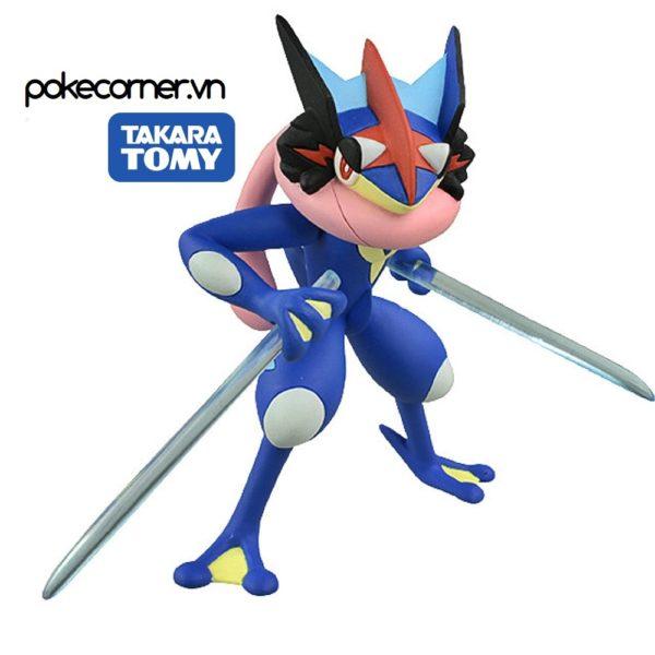 Mô hình Pokémon Ash's Greninja