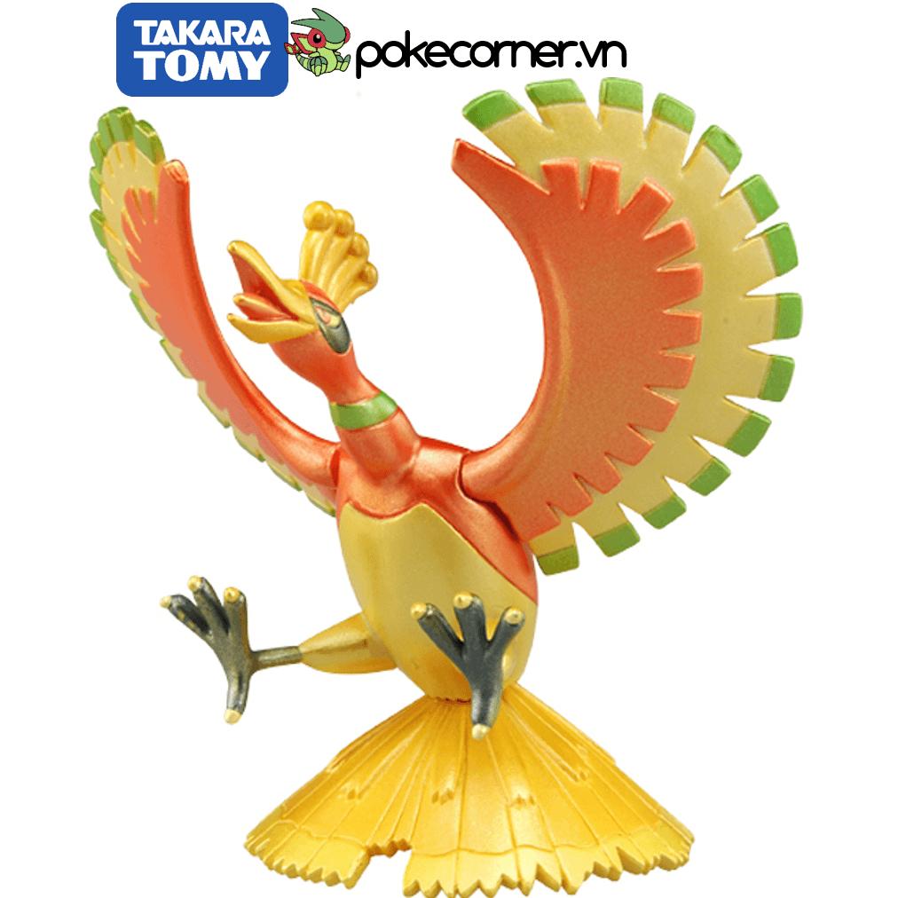 Mô hình Pokémon Ho-Oh