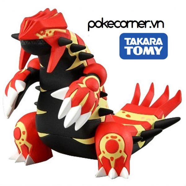 Mô hình Pokémon Primal Groudon