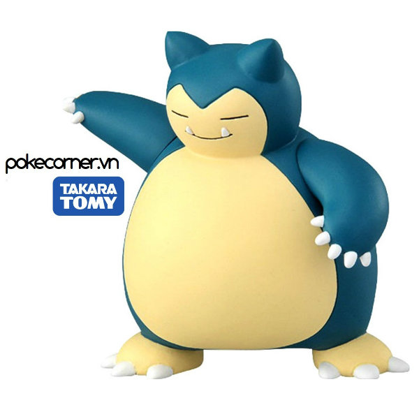 Mô hình Pokémon Snorlax