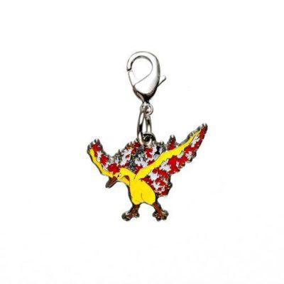 1-MC006 - Moltres - Pokémon Metal Charm - Móc Khóa Pokémon - PokeCorner