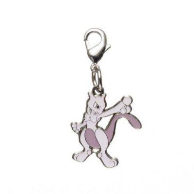 1-MC008 - Mewtwo - Pokémon Metal Charm - Móc Khóa Pokémon - PokeCorner
