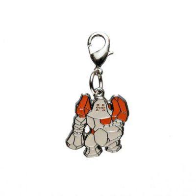 1-MC021 - Regirock - Pokémon Metal Charm - Móc Khóa Pokémon - PokeCorner