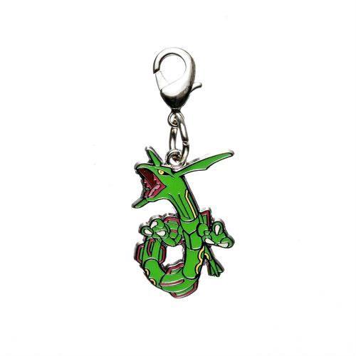 1-MC029 - Rayquaza - Pokémon Metal Charm - Móc Khóa Pokémon - PokeCorner