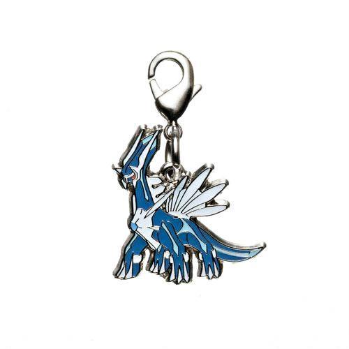 1-MC037 - Dialga - Pokémon Metal Charm - Móc Khóa Pokémon - PokeCorner