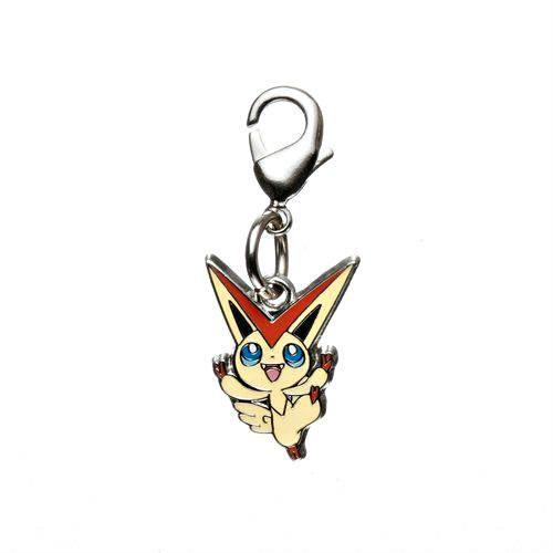 1-MC046 - Victini - Pokémon Metal Charm - Móc Khóa Pokémon - PokeCorner