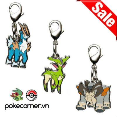 1-MC053 - Gói Sword of Justice - Pokémon Metal Charm - Móc Khóa Pokémon - PokeCorner