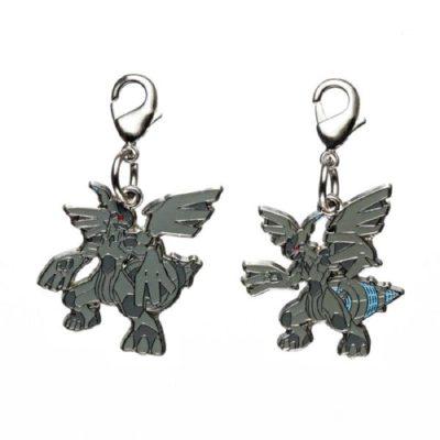1-MC059 - Zekrom - Pokémon Metal Charm - Móc Khóa Pokémon - PokeCorner