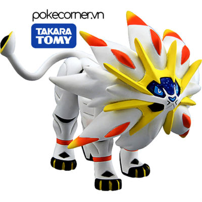 Mô Hình Pokémon Solgaleo