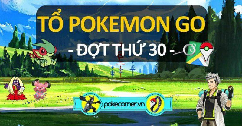 Tổ Pokemon GO - 30 - PokeCorner.vn -v2 Pokemon GO Plus - Mô hình Pokemon - Móc khóa Pokemon Metal Charm