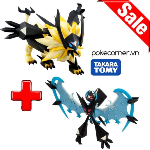 Gói Mô hình Pokémon Ultra Sun Moon