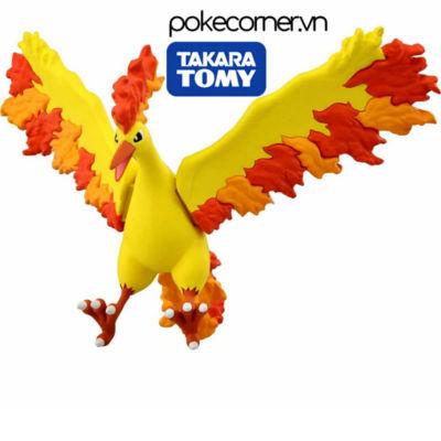 Mô hình Pokémon Moltres