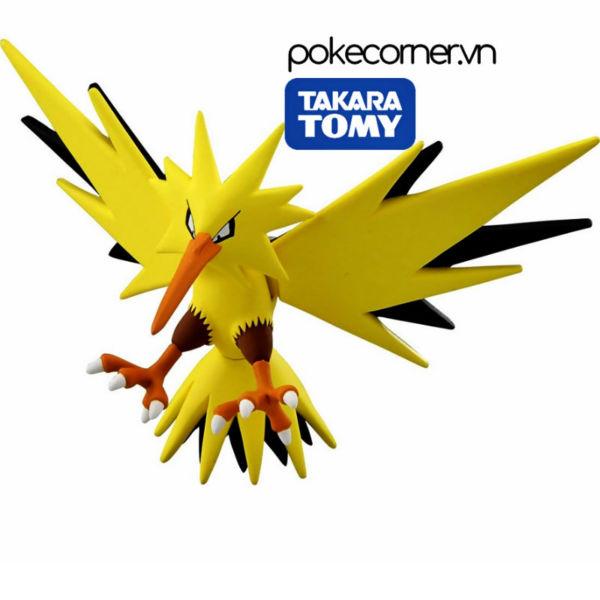 Mô hình Pokémon Zapdos