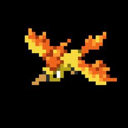 Pokémon huyền thoại Moltres