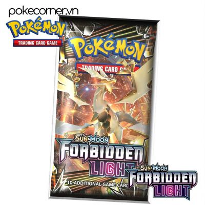 Bài Pokémon TCG Forbidden Light - Booster Pack