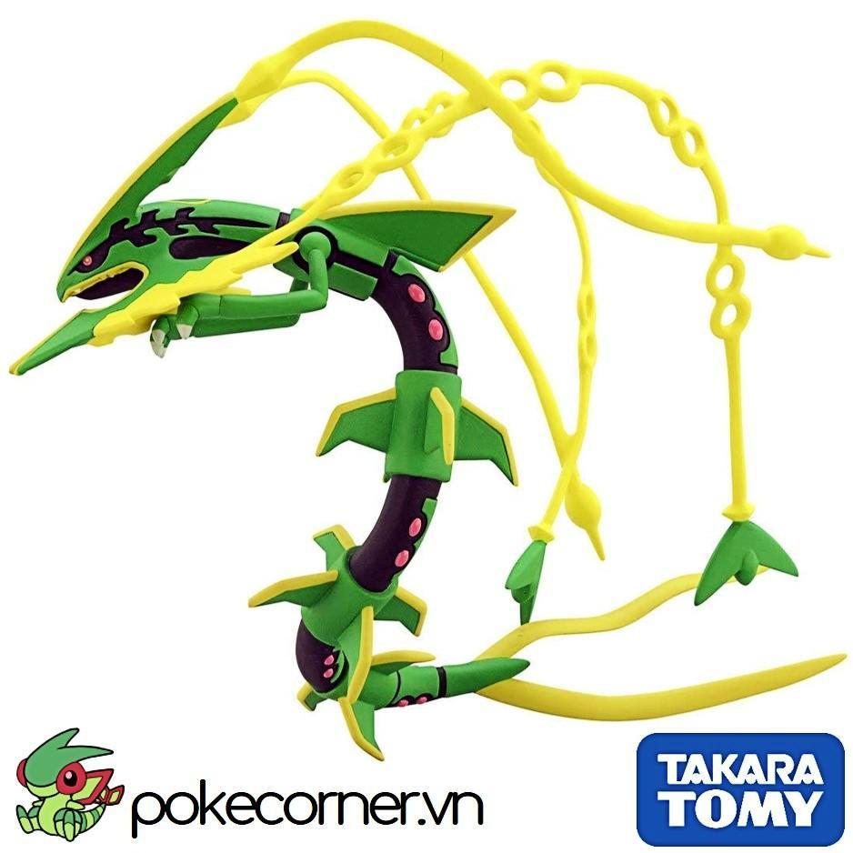 Mô hình Pokémon Mega Rayquaza