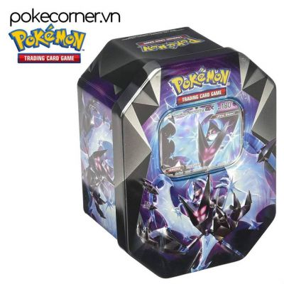 Bài Pokémon TCG Tin Box - Necrozma Prism Dawn Wings Necrozma-GX