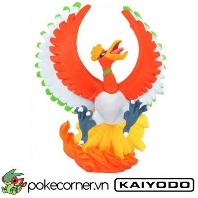 Mô hình Pokémon Ho-Oh của Kaiyodo