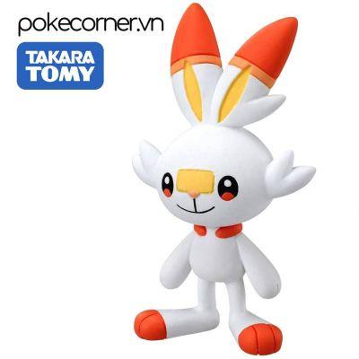 Mô hình Pokémon Scorbunny