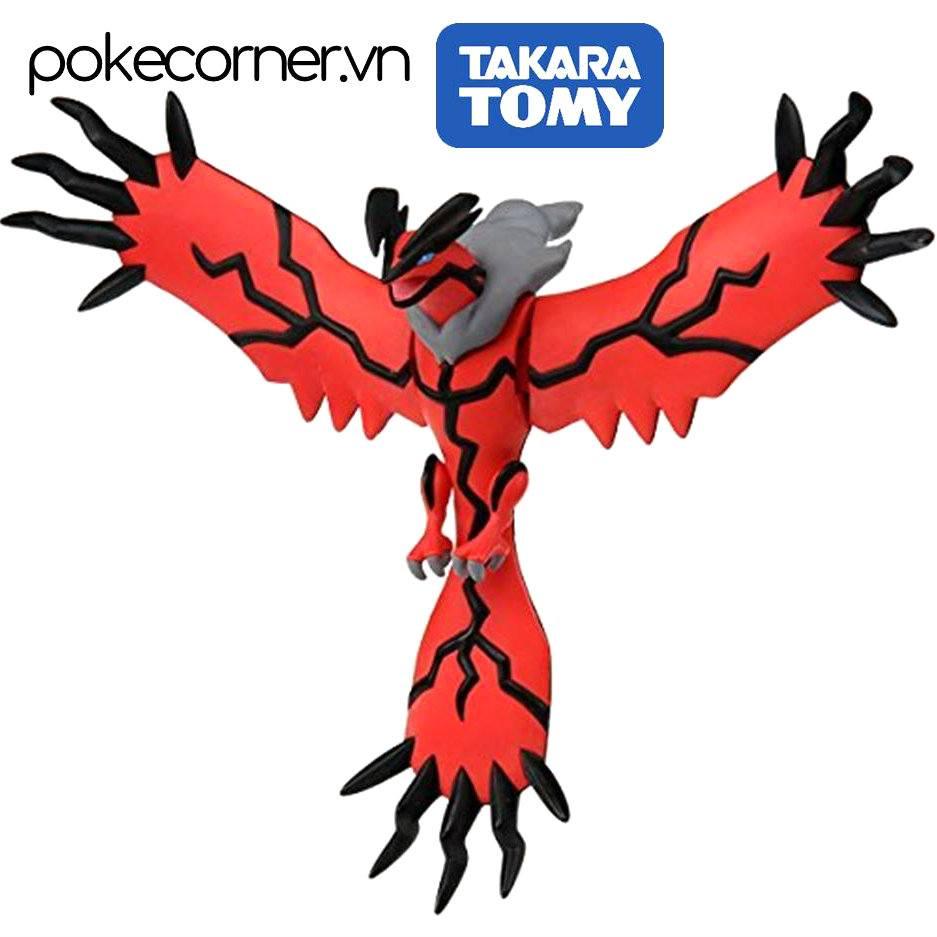 Mô hình Pokémon Yveltal