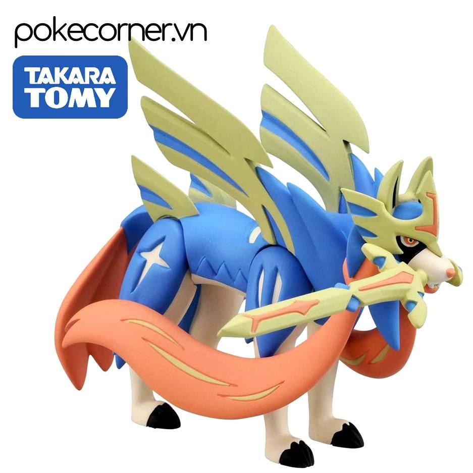 Mô hình Pokémon Zacian