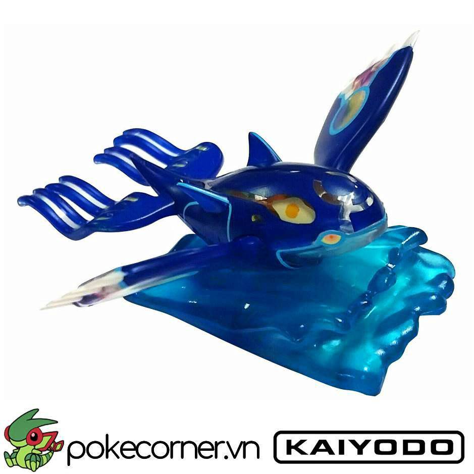 Mô hình Pokemon Primal Kyogre của Kaiyodo