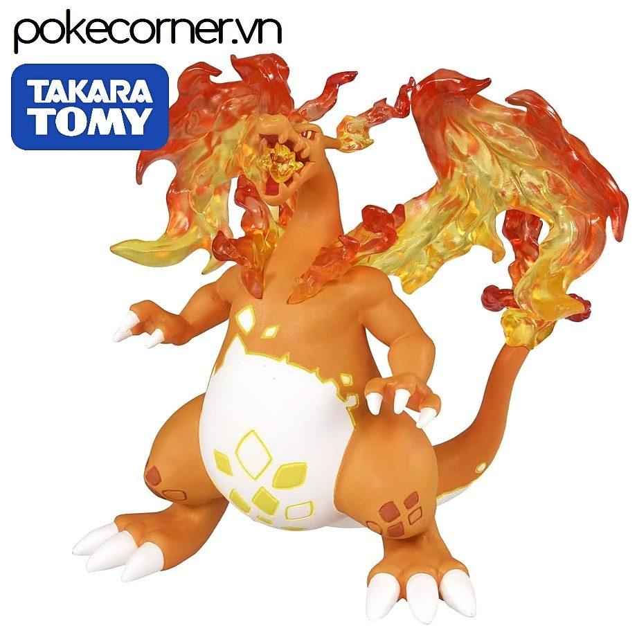 Mô Hình Pokemon Gigantamax Charizard (GMAX)